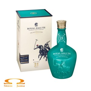 Whisky Chivas Royal Salute 21 YO The Polo Collection No. 3 0,7l edycja limitowana