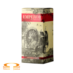 Rum Emperor Sherry Finish 0,7l