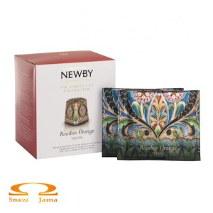 Herbata Newby Finest Tea Collection Rooibos Orange 37,5g