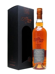 Whisky Arran St. Emillion Finish 0,7l