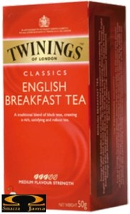 Herbata Twinings English Breakfast 25 torebek