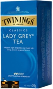 Herbata Twinings Lady Grey 25 torebek