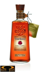 Bourbon Four Roses Single Barrel 0,7l