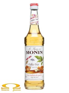 Syrop TOFFEE Toffee Nut Monin 1L PET