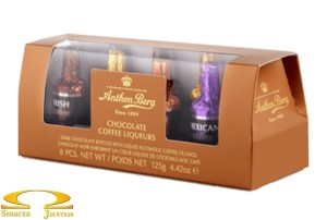 Czekoladki Anthon Berg Chocolate Coffee Liqueurs 125g