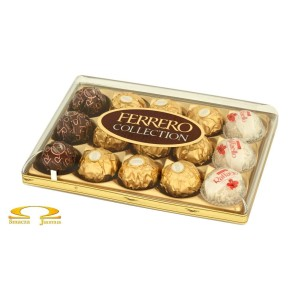 Bombonierka Ferrero Rocher Collection 172g