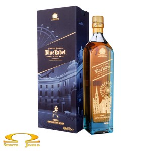 Whisky Johnnie Walker Blue Label Vienna 0,7l