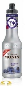 Puree Monin Blueberry - Jagoda 0.5l
