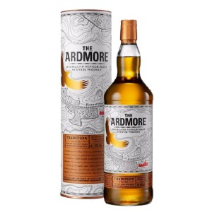 Whisky Ardmore Tradition Peated 40% 1l