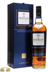 Whisky The Macallan Estate Reserve 0,7l