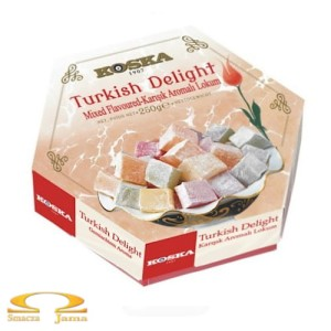 Turkish Delight Koska 250g