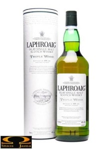 Whisky Laphroaig Triple Wood 0,7l 48%