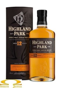 Whisky Highland Park 12 YO 0,7l