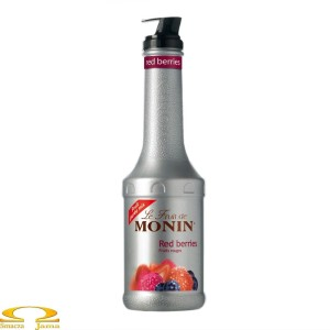 Puree Monin Red Berries - Czerwone Owoce 1l