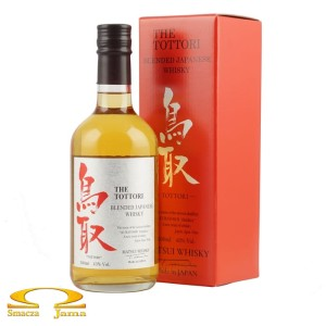 Whisky The Tottori Blended 0,7l
