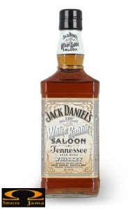 Whiskey Jack Daniel's White Rabbit 0,7l