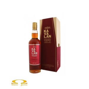 Whisky Kavalan Sherry Oak 0,7l