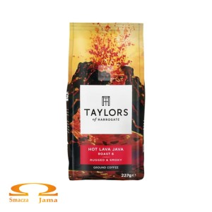 Kawa Taylors of Harrogate Hot Lava Java 227g