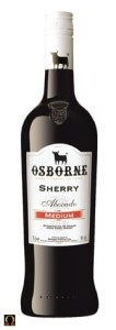 Sherry Osborne Medium 0,75l