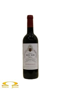 Wino Chateau Bel Air Gassies Francja 0,75l
