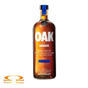 Wódka Absolut Oak 1l