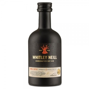 Miniaturka gin Whitley Neill Small Batch 43% 0,05l