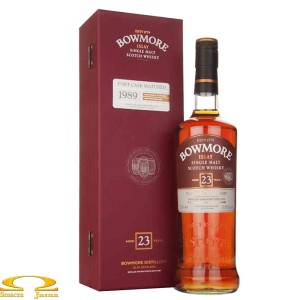Whisky Bowmore 23YO Port Cask Matured 0,7l