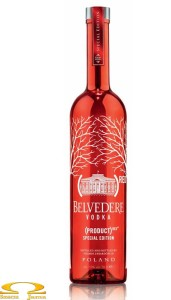 Wódka Belvedere RED HERO 0,7l