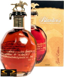 Bourbon Blanton's Gold Edition 51,5% 0,7l
