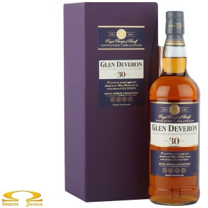 Whisky Glen Deveron 30 YO 0,7l