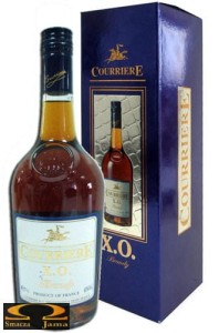 Brandy Courriere XO 0,7l w kartoniku