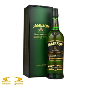 Whisky Jameson 18 YO Limited Reserve 0,7l