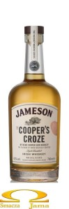 Whiskey Jameson Cooper's Croze 0,7l