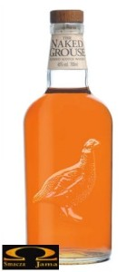 Whisky The Famous Grouse Naked 0,7l