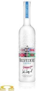 Wódka Belvedere Hero Red 0,7l