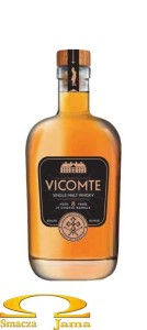 Whisky Vicomte Single Malt 8 YO 0,7l