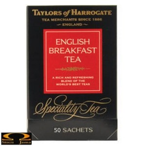 Herbata Taylors of Harrogate English Breakfast 50 torebek