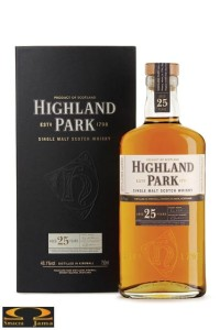Whisky Highland Park 25 YO 0,7l