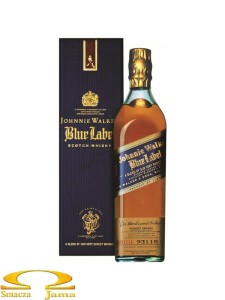 Whisky Johnnie Walker Blue Label 0,2l