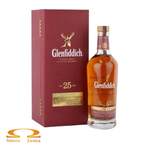 Whisky Glenfiddich 25 YO Rare Oak 43% 0,7l