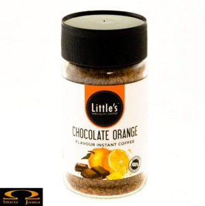 Kawa Rozpuszczalna Little's Chocolate Orange 50g