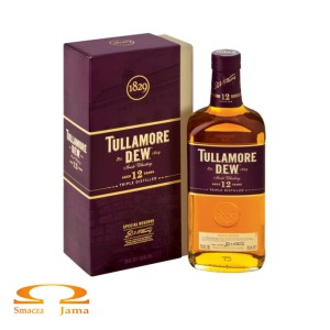 Whiskey Tullamore Dew 12 YO 0,7l