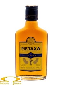 Brandy Metaxa 5* 0,2l