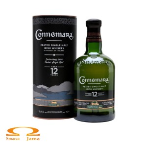 Whiskey Connemara Peated Single Malt 12 YO 0,7l