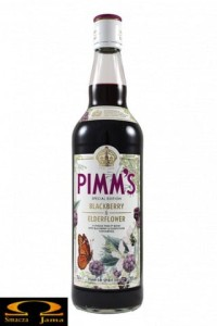 Likier Pimm's Blackberry & Elderflower 20% 0,7l
