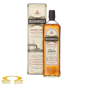 Whiskey Bushmills Steamship Sherry Cask 40% 1l