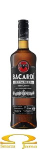 Rum Bacardi Black Carta Negra 0,7l USA