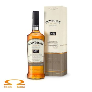 Whisky Bowmore No. 1 Malt 0,7l