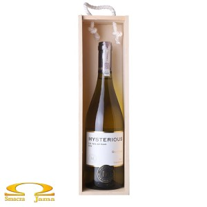 Wino Mysterious Chardonnay Reserva 0,75l