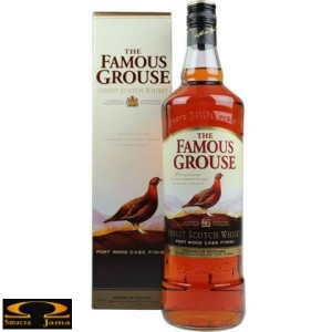Whisky The Famous Grouse Portwood 1l